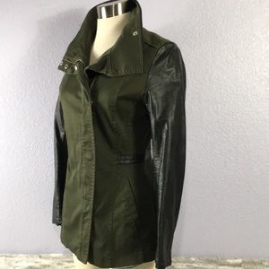 H&M military Moto utility jacket 6